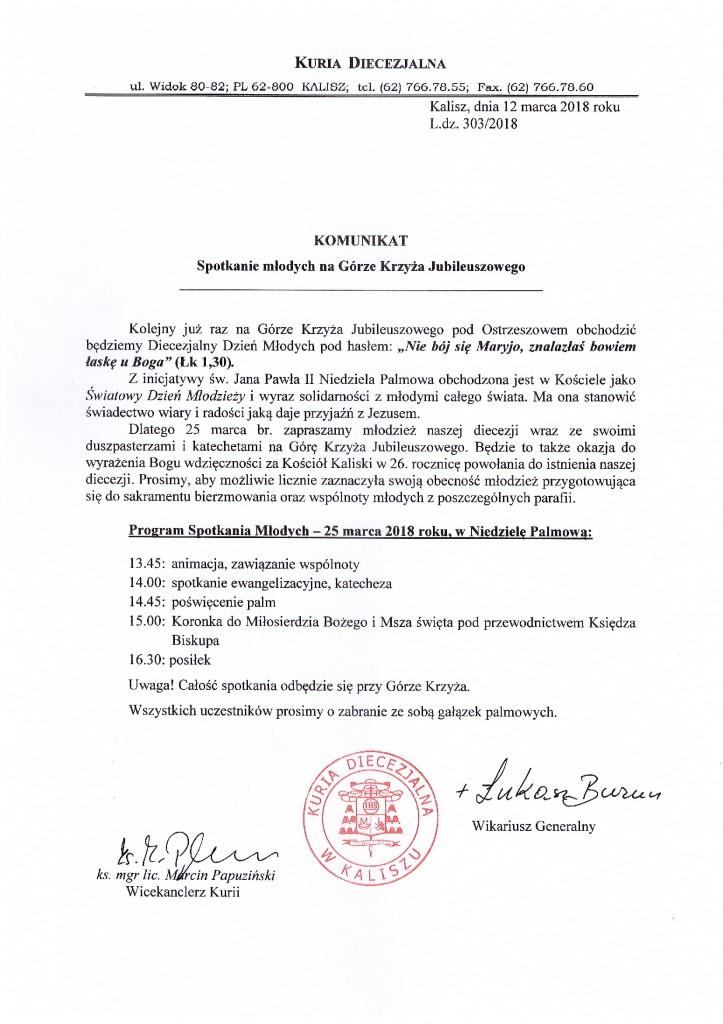 Komunikat_Góra-Krzyża_niedziela-palmowa