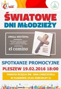 plakat Pleszew